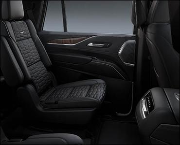 Cadillac Escalade 600 interior view