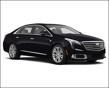 Cadillac XTS exterior