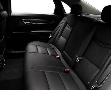 Cadillac XTS interior view