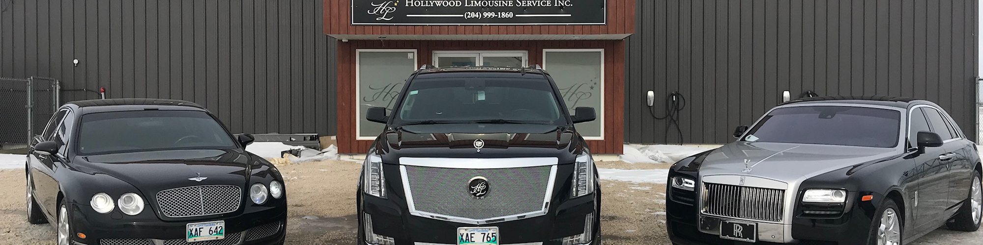 Hollywood Limousine Service Inc. head office